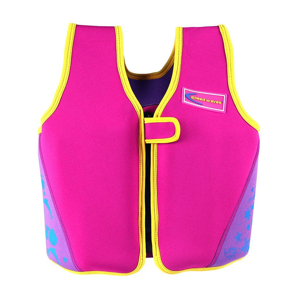 Gogokids Children Swim Jacket Floation Vest Kids Swimming Vest with Buoyancy SDW Trading Co. LTD