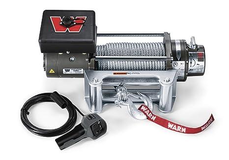 WARN 26502 M8000 8000-lb Winch on