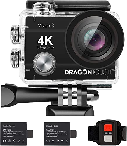 Dragon Touch Action 4L Camera 3 Underwater 16MP Vision review