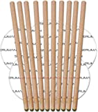 Organic Natural Seruman Therapeutics beeswax Ear Candles (5 pairs) with protective discs