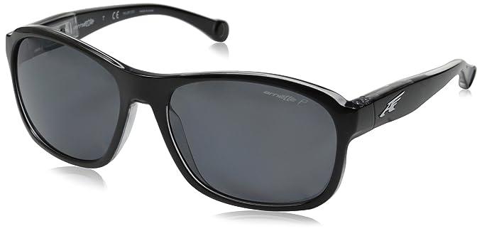 Arnette Uncorked, Gafas de Sol para Hombre, Black On Clear, 59: Amazon.es: Ropa y accesorios