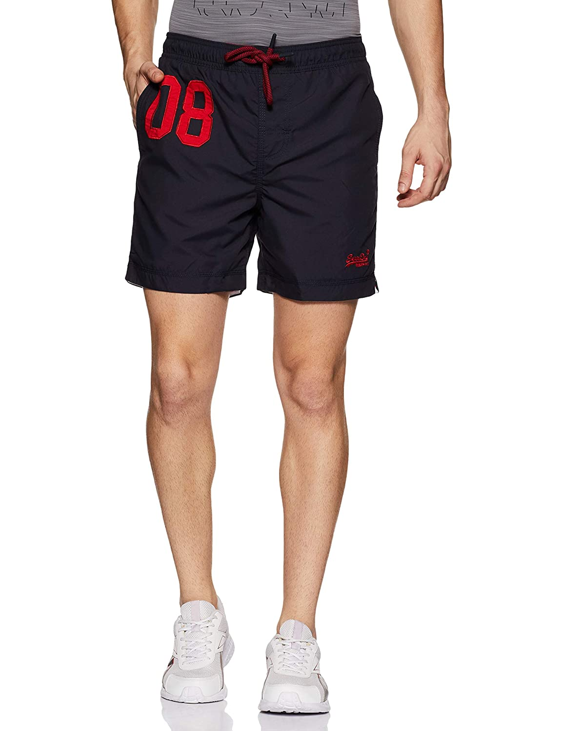 9a2df82644247 Superdry Men's Water Polo Swim Short: Amazon.co.uk: Clothing
