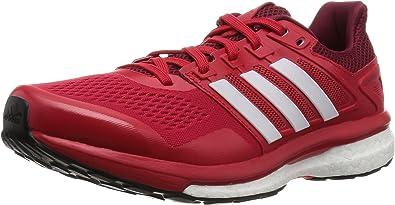 Iniciativa Tecnología Gigante  adidas Supernova Glide 8 M, Zapatillas de Running Hombre, Rojo  (Rojray/Ftwbla/Buruni), 40: Amazon.es: Zapatos y complementos