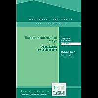 Rapport d'information sur l'application des mesures fiscales contenues dans les lois de finances