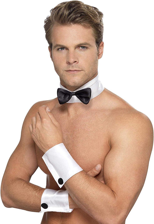 Male Stripper Kit Adult Mens Smiffys Fancy Dress Costume Accessory