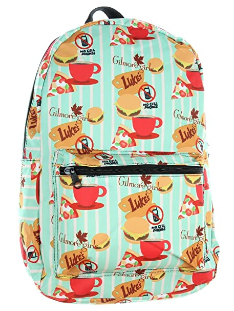 Lukes Diner Gilmore Girls Backpack (Lukes Diner)