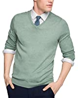 ESPRIT Collection Herren Pullover 026eo2i001-mit Seide