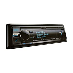 Kenwood KDC-BT858U In-Dash 1-DIN CD/MP3 Receiver with Bluetooth