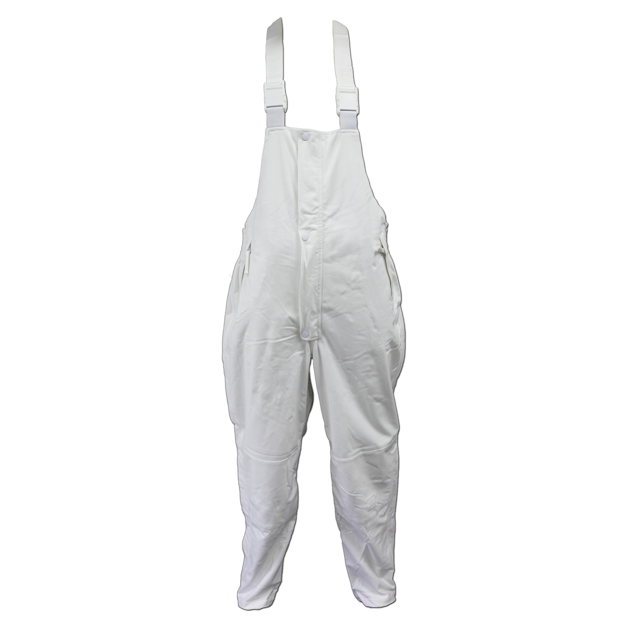 Wildfowler Outfitter Men's White Water Proof Bibs by Wildfowler