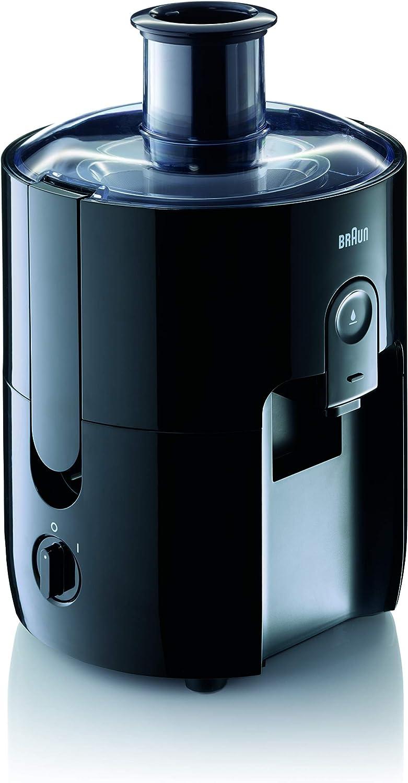 Braun Hogar PuEase SJ3100BK Licuadora, 500 W, diseño Compacto ...