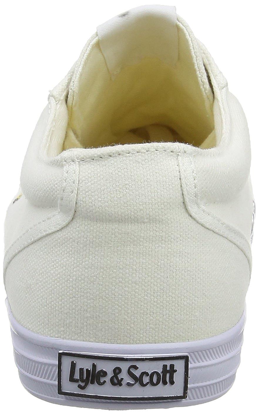 Lyle   Scott Men s Halket Canvas Low-Top Sneakers  Amazon.co.uk  Shoes    Bags 156e51953