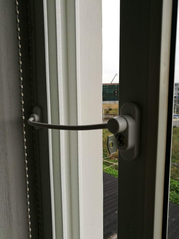Restrictor de seguridad para ventanas Limitador de puertas de ...