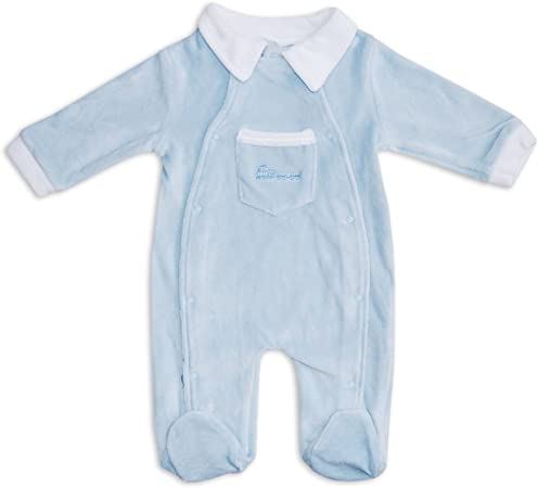 Bebé Niños tradicional pijama recién nacido terciopelo Super ...