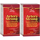EuroPharma/Terry Naturally -Artery Strong |60 Softgels -2 Pack