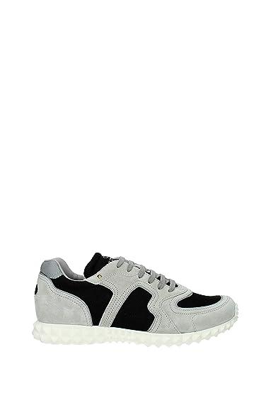9ffcc1c2f39e7 VALENTINO GARAVANI Sneakers Men - Fabric (0S0A40TDG) UK: Amazon.co ...