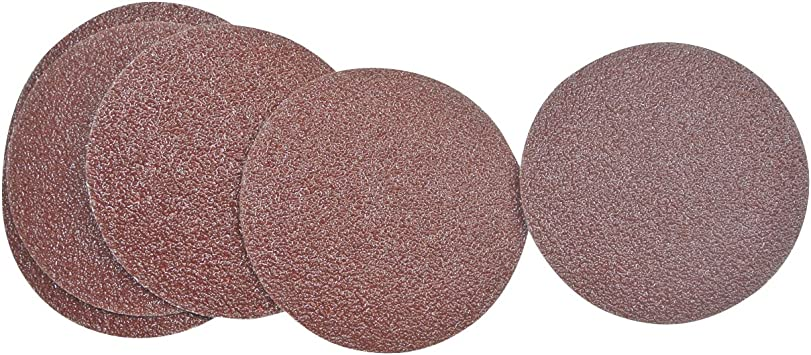 "10pc 6/"" Sanding Disc Sand Paper Hook Loop Sander Polishing Pads 40 Grit"