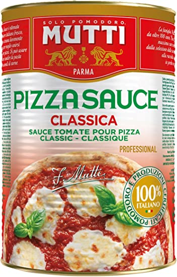 Pizza Sauce Pizzasauce Kg 4 Amazon Co Uk Grocery