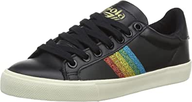 Orchid Rainbow Glitter Trainers