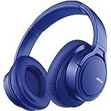 Mpow H7 Cascos Bluetooth Diadema, 25hrs de Reproducir, Hi Fi Sonido, Cascos Bluetooth Inalámbricos con Micrófono…
