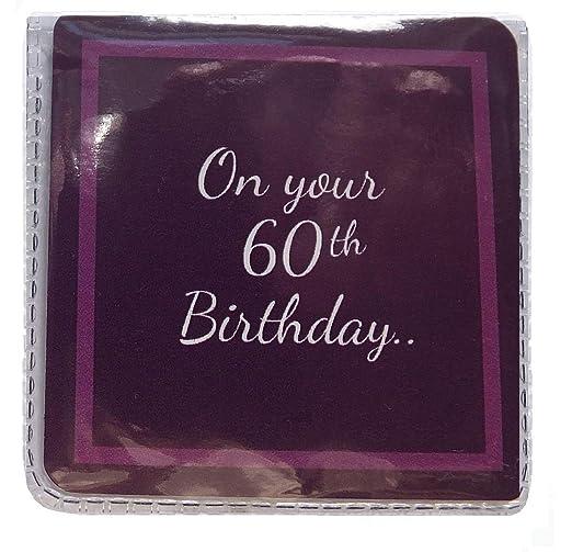Regalo de moneda de seis peniques de 1958 de 60 cumpleaños ...