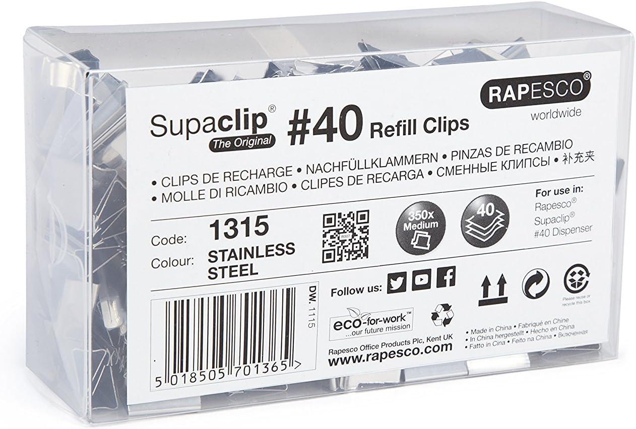 Confezione Rapesco Ricarica Clip