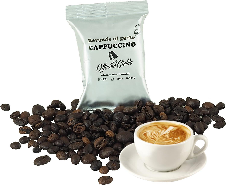 50 cápsulas capuchino compatibles Lavazza Espresso Point, paquete ...