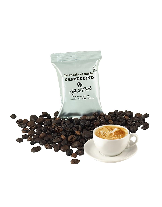 50 cápsulas capuchino compatibles Lavazza Espresso Point, paquete de 100 capsulas compatibles cafeteras espresso point, sin gluten, cápsulas lavazza ...