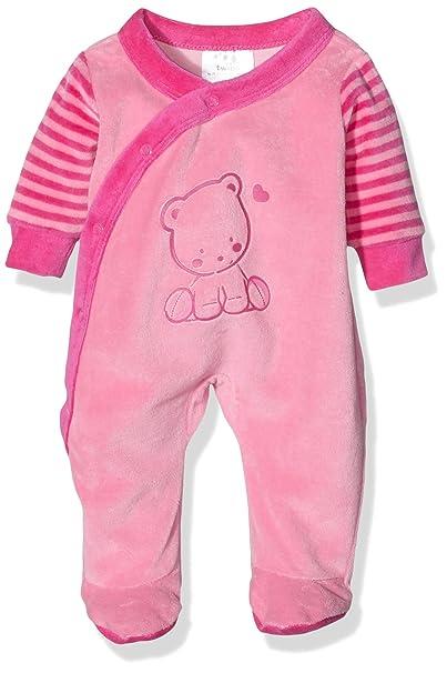 Twins 1 330 14 - Pijama Para Bebés, color Rosa (Rosa 4003),