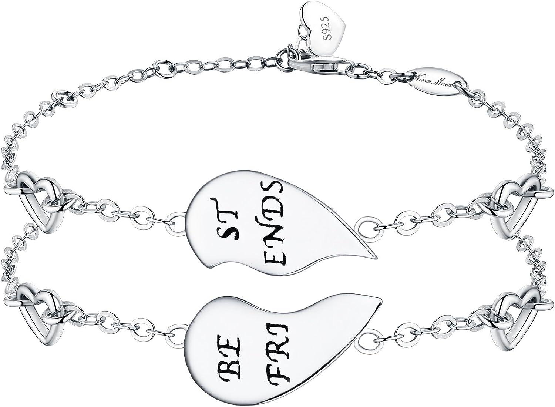 Stainless Steel Chain Bracelet Lead-Free Nickel-Free 5.88 inch