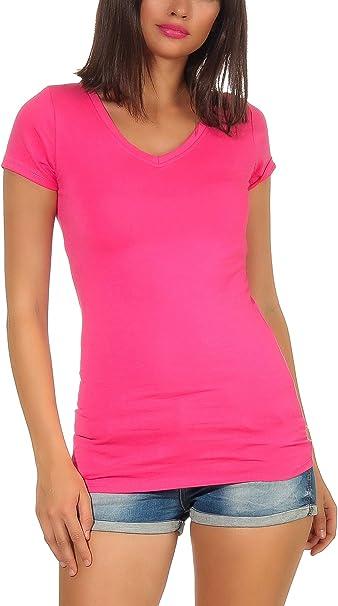 StyleLightOne - Camiseta básica para mujer, de manga larga ...