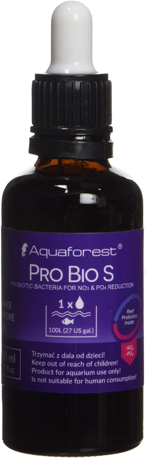 Aquaforest Probios Probiotic Bacteria for Nitrate/Phosphate Removal, 50ml
