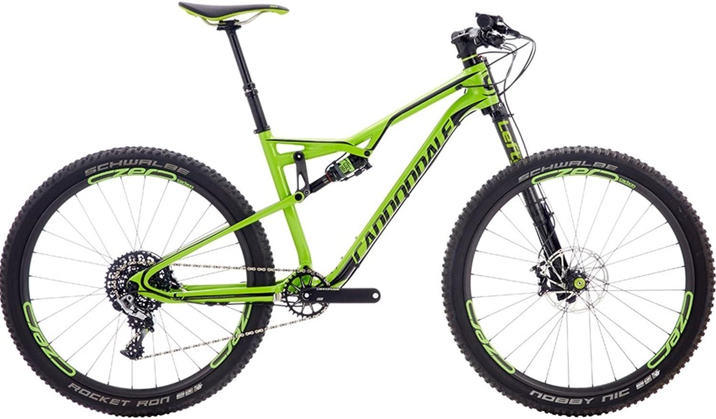 Cannondale hábito carbono 1 2016 para bicicleta de montaña ...