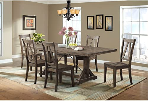 Picket House Furnishings Flynn 7 Piece Dining Set