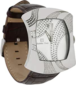 Christian Geen Analog Watch For Women - Leather, Brown - 4605Lls-Wh