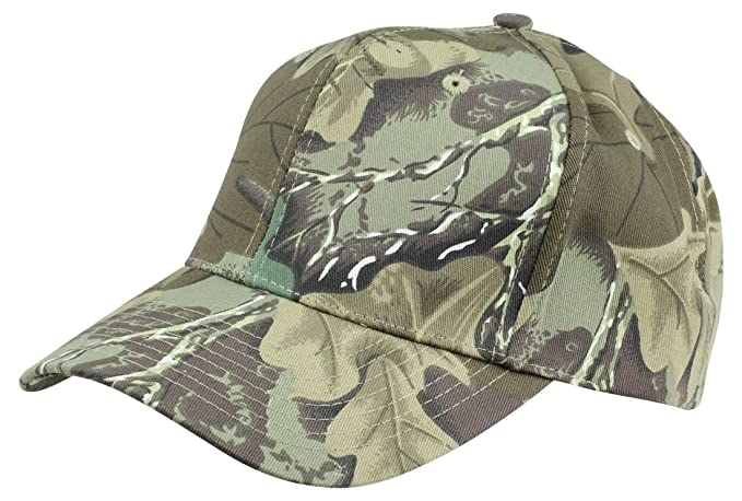 Camouflage Cap in Olive Tree Green at Amazon Men s Clothing store ... 9307ab16b3d