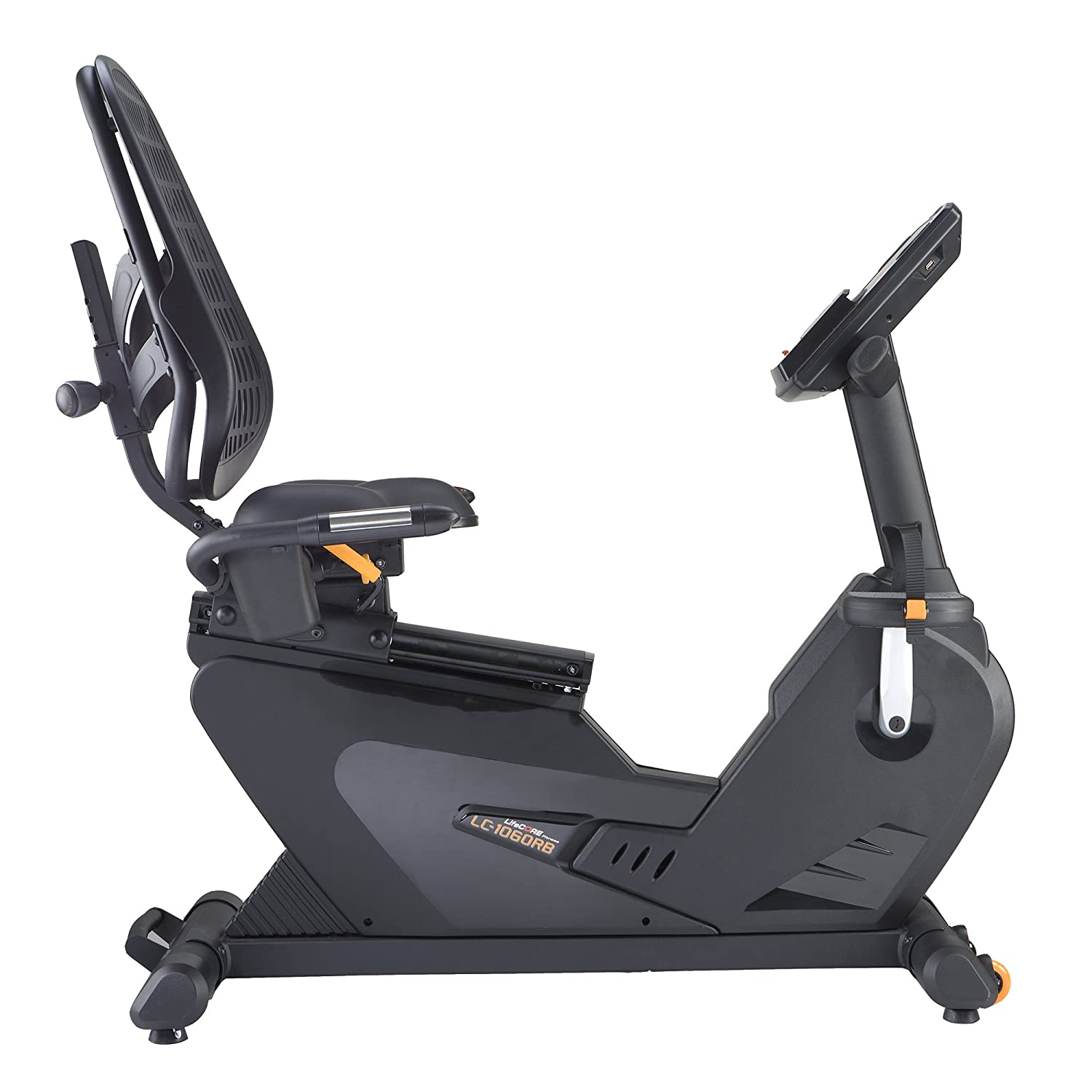 Nordictrack Motor Wiring Harness Lifecore Fitness 1060rb Recumbent Exercise Bike Black Frame Sports Outdoors