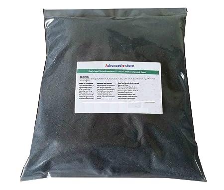 Advancedestore Vermi Compost for Plants, 5kg