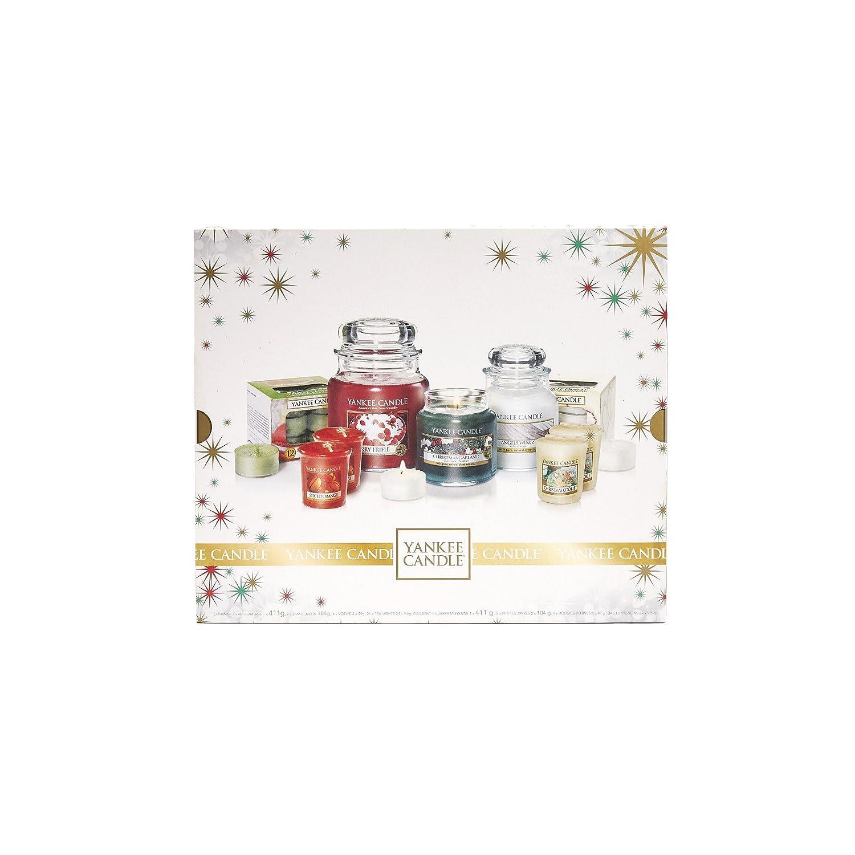 Yankee Candle Coffret cadeau de Noël Multi Fragrances 31 pièces 1565111
