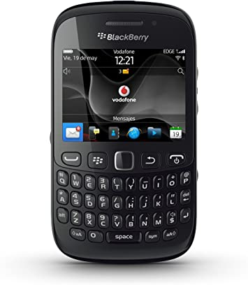 BlackBerry Curve 9220 Davis - Smartphone libre (pantalla de 2,44 ...