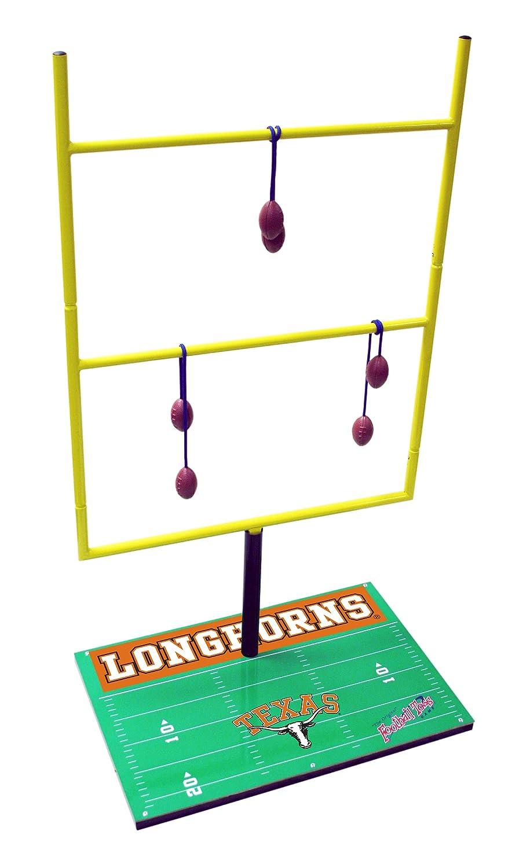 Wild Sports FBTC-D-TEX NCAA Texas Longhorns Goal Post Toss Game II
