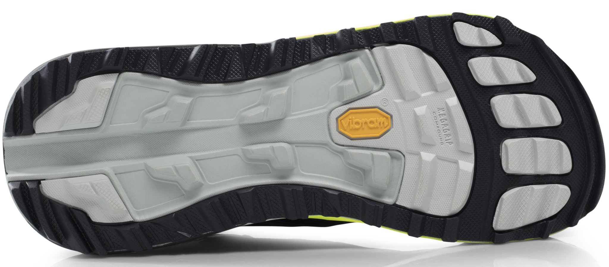 Altra AFM1859F Men's Olympus 3 Running Shoe, Black/Yellow - 11 D(M) US by Altra (Image #4)