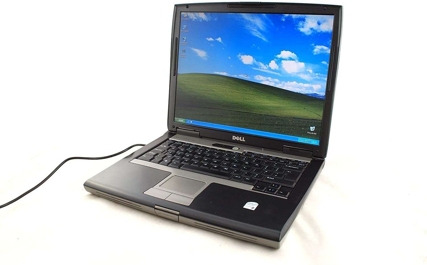 "Dell Latitude D520 1.66Ghz/1GB/60GB/Win XP Pro/15"" Notebook"