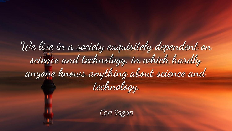 Amazoncom Carl Sagan Famous Quotes Laminated Poster