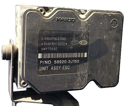 Amazon com: 2009-2011 Kia Borrego ABS Anti-Lock Brake Module