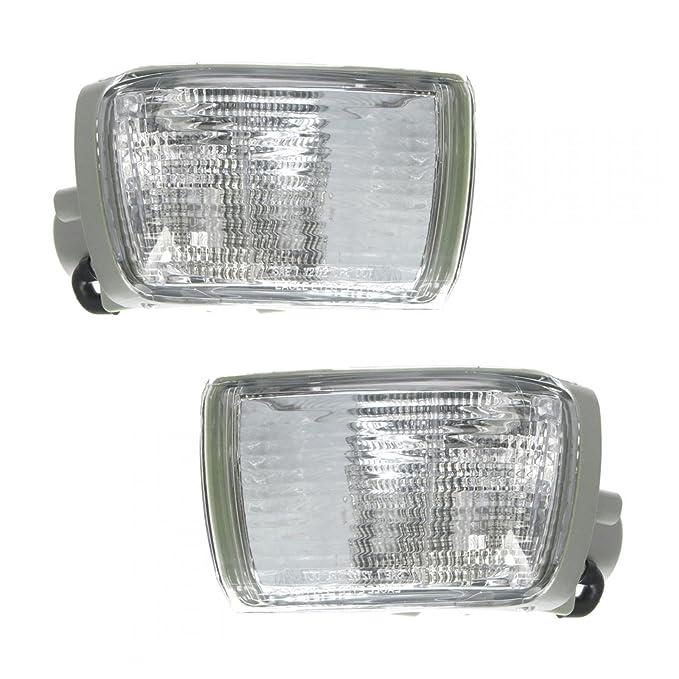 LED Mirror Turn Signal Light Assembly Pair LH /& RH Sides for Toyota 4Runner Rav4