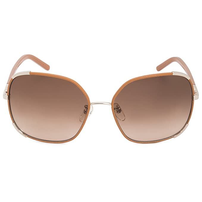 Chloé Gafas de sol (ce109sl) GOLD/LIGHT BROWN: Amazon.es ...