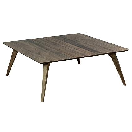 Amazon Com Saloom Furniture Company Martin Maple Strata Square