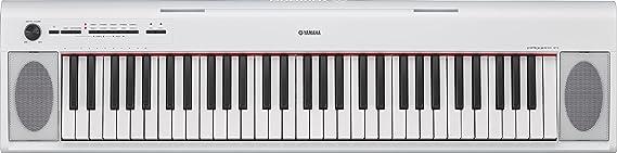 Yamaha NP12 61-Key Lightweight Portable Keyboard