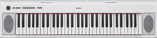 19 opinioni per Yamaha NP12WH Tastiera, 61 Tasti, Bianco