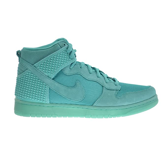 buy popular 114ef db34f Amazon.com   Nike Dunk Comfort Premium Mint Glow Mens  Shoes Light  Retro Light Retro 705433-400   Basketball